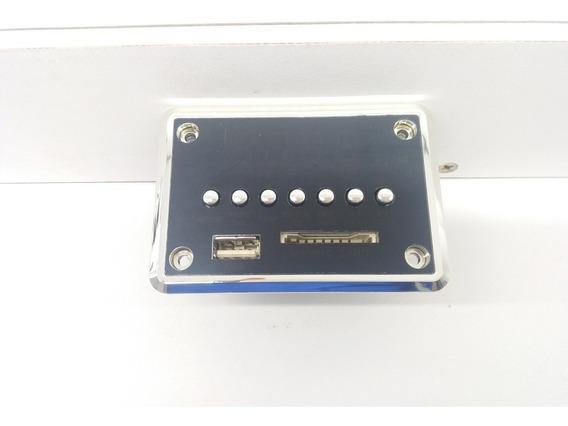 Placa Usb Frahm Bluetooth Toda Linha App Gw53800 (novo).