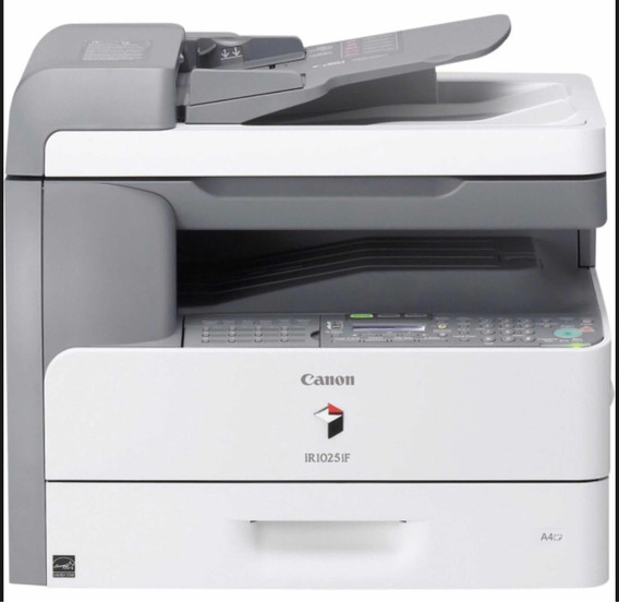Fotocopiadora, Impresora,canon Ir 1025n- Duplex Oficio Nueva