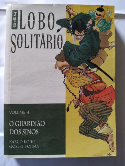 Lobo Solitário Volume 4 - Frete Gratis