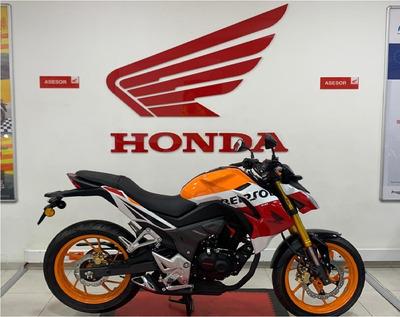 Honda Cb 190 Repsol Modelo 2020 Gratis Casco!!!!