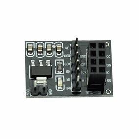 Adaptador Módulo Nrf24l01 2.4 Ghz Arduino Transceptor