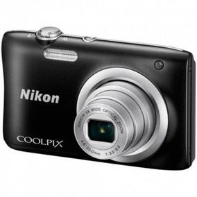 Câmera Digital Nikon Coolpix A100 2.7 20.1mp Zoom 5x - Novo.