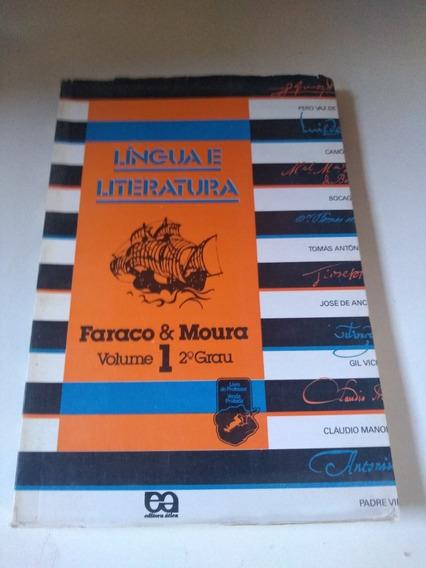Língua E Literatura Volume 1 2o. Grau