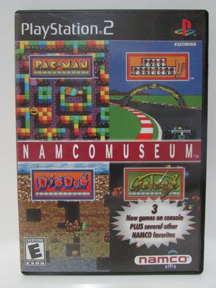 Namcomuseum - Game Play 2 Original Completo
