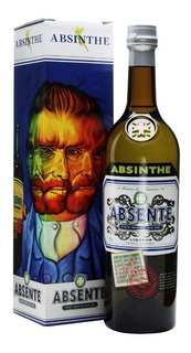 Absenta Van Gogh C/est Autorizado Anmat Rnpa N°06400002277