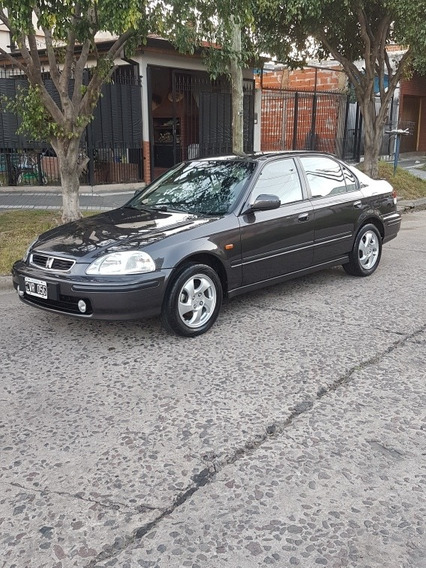 Honda Civic 1.6 Vti Sedan