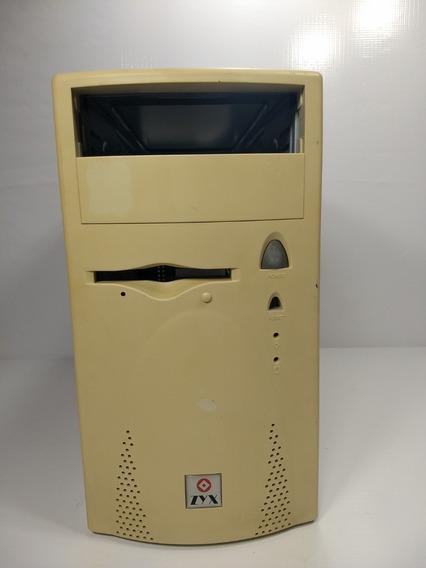 Gabinete Antigo Computador Pc Retro 286 386 486 ,pentim 3