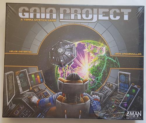 Gaia Project Juego De Mesa / Boardgame En Inglés Nuevo !!!