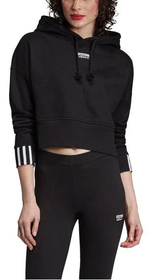 Buzo R.y.v Crop Hood adidas Originals Tienda Oficial