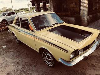 Ford Corcel I Gt Amarelo Elevado Grau De Originalidade Troco