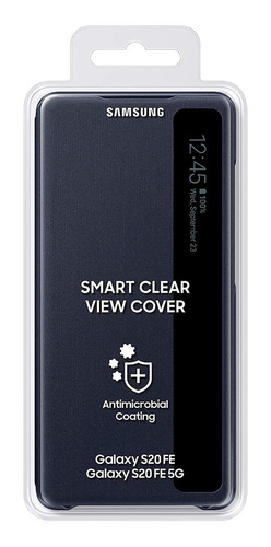 Case S-view Flip Cover @ Galaxy S20 Fe Fan Edition Original