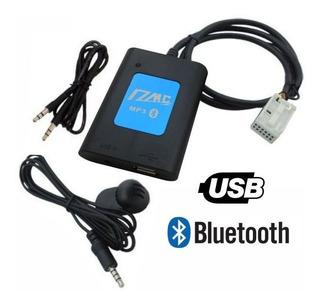 Adaptador Usb Bluetooth Honda Civic Crv Fit Interface Pen Bt