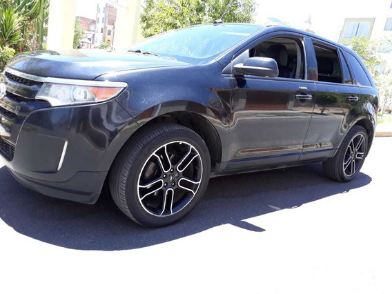 Remate Camioneta Ford Edge 2013 Version Full
