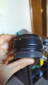 Adaptador Lente Canon Para Sony Nex