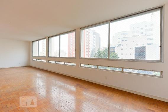Apartamento No 5º Andar Com 3 Dormitórios E 2 Garagens - Id: 892958421 - 258421