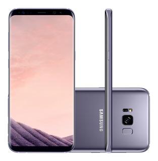 Samsung Galaxy S8 Plus G955f 64gb 4gb Ram Orquídea Vitrine 2