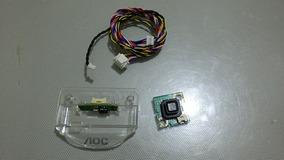 Painel E Sensor Tv Aoc Le32s5970