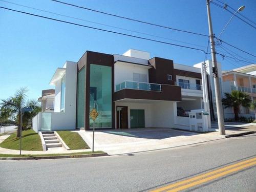 Sobrado Com 3 Dormitórios À Venda, 250 M² Por R$ 987.000 - Condomínio Ibiti Royal Park - Sorocaba/sp. - So0015 - 67640343