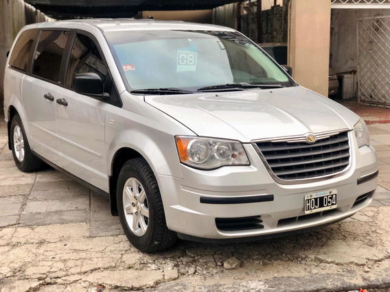 Chrysler Town & Country 3.8 Limited Atx 2008 7 Pax Automatic