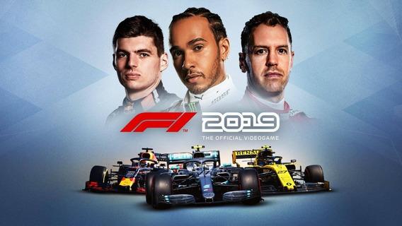 F1® 2019 Pc Steam (envio Imediato)