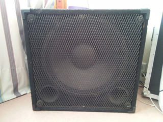 Sub Woofer 18´´ 1000w Rms