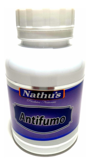 Antifumo - Combo Com 360 Cápsulas 500mg