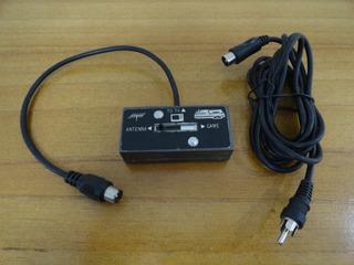 Antiguo Cable Antena Original De Family Game En Olivos - Zwt