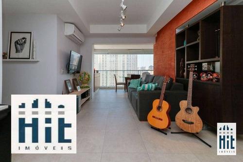Imagem 1 de 15 de Apartamento À Venda, 76 M² Por R$ 970.000,00 - Aclimação - São Paulo/sp - Ap3340