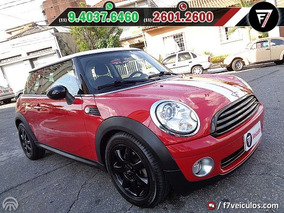 Mini Cooper 1.6 16v At 2011 - F7 Veículos