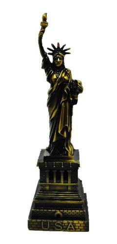 Figura Estatua De La Libertad Usa