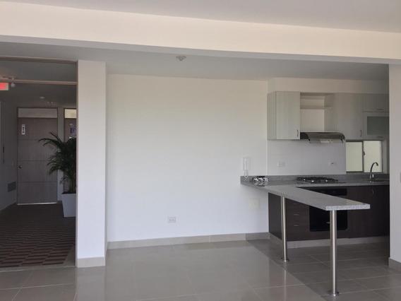 Indigo Apartamento Nuevo En Piso 8, 89m2, 3 Habs, 2 Baños