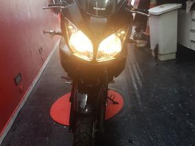 Suzuki Dl 650 Vstorm 2011 Negra!