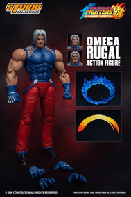 Omega Rugal Kof 98 Storm Collectibles