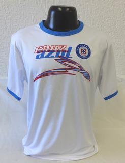 Camisa Deportivo Cruz Azul Mexico - Oficial