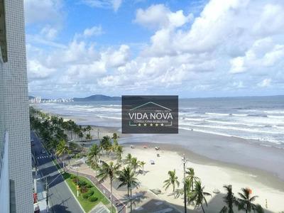 Apartamento Com 4 Dormitórios À Venda, 209 M² Por R$ 1.200.000 - Cidade Ocian - Praia Grande/sp - Ap2953