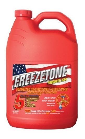 Liquido Refrigerante Freezetone Verde Rojo Usa - Zona Norte