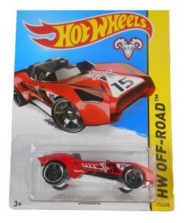 Vima7615 Carbonic Q-837 #114 2015 Hot Wheels