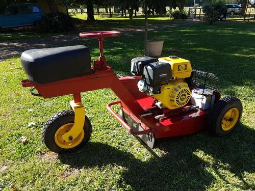 Tractor Cortacesped Villa