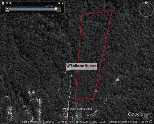 Imagem 1 de 3 de Área À Venda, 147000 M² Por R$ 11.000.000 - B Sahy - São Sebastião/sp - Ar0038