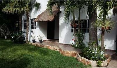 Casa En Renta En San Juan Bautista, Mérida