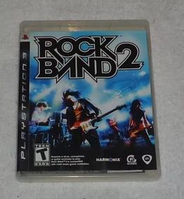 Rock Band 2 Ps3 * Frete Gratis