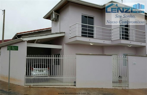Imagem 1 de 15 de Casas À Venda  Em Pinhalzinho/sp - Compre A Sua Casa Aqui! - 1281424