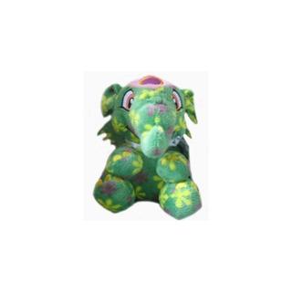 Neopets Series 5 Disco Elephante Plush Con Keyquest Code Por