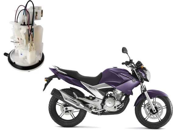 Bomba Elétrica Completa Medidor Yamaha Ys Fazer 250 2016