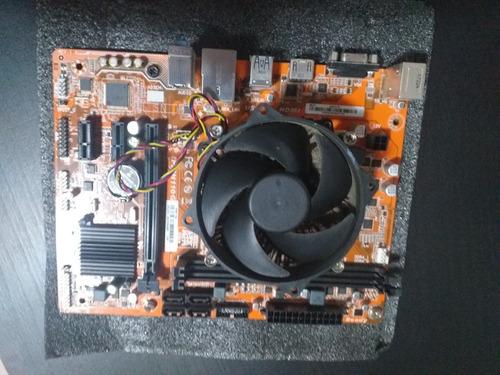 Processador Intel Core I5-7400 + Placa Mãe Acer + Cooler Box