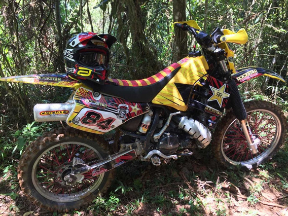 Suzuki Rmx 250cc 2t