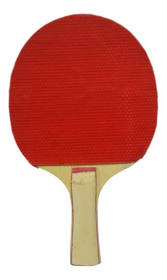 Raquetas Tenis De Mesa Pin Pon 3 Pelotas Y Malla Juego