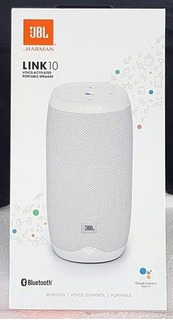 Bocina Portable Bluetooth Portable Jbl Link 10