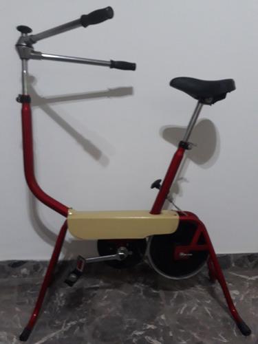 Bicicleta Fija Con Manubrio Movil