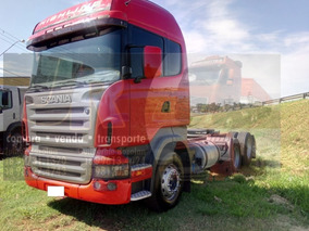 Scania R124 420 6x2 2008